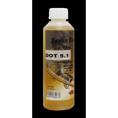 BO Motor oil brzdová kapalina DOT 5,1 Sport 250 ml