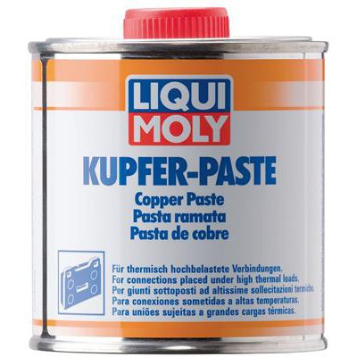 LIQUI MOLY měděná pasta 250 g. 3081