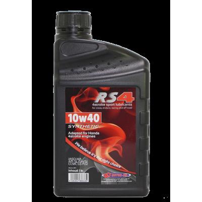 BO MOTOR-OIL RS4 SPORT 10W-40 Synthetic HONDA 1l