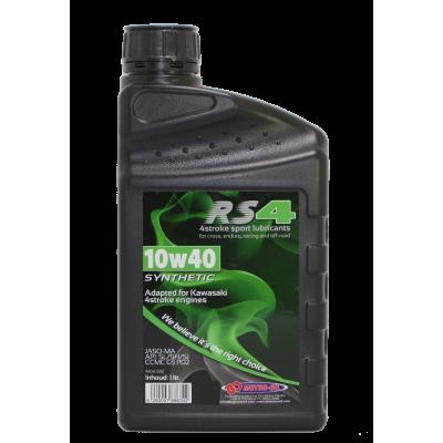BO MOTOR-OIL RS4 SPORT 10W-40 Synthetic KAWASAKI 1l