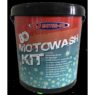 BO MOTOR-OIL MOTOWASH KIT
