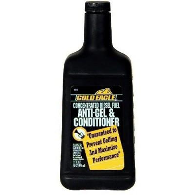 Gold Eagle Koncentrovaný diesel aditiv zimní na 950 litrů nafty 946 ml