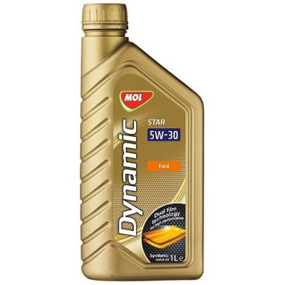 MOL Dynamic Star 5W-30 Ford 1L
