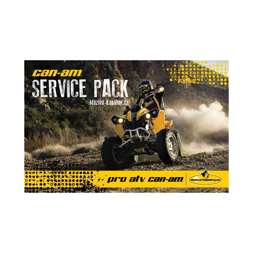 Service pack pro Can-am G2 - BO Motor-oil