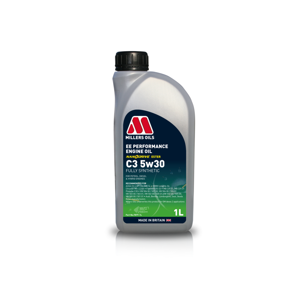 Millers Oils EE Performance C3 5W-30 1l