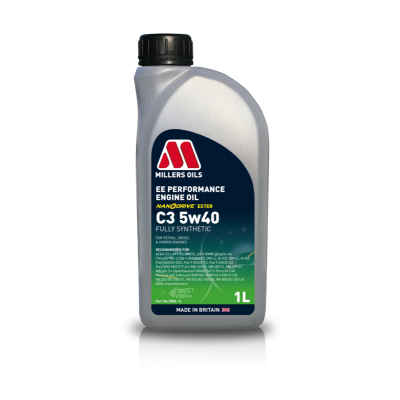 Millers Oils EE Performance C3 5W-40 1l