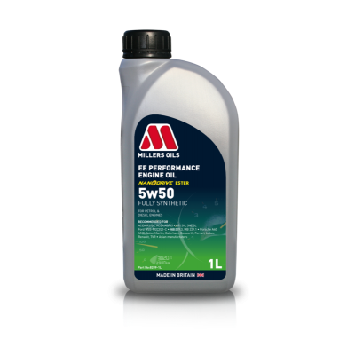 Millers Oils EE Performance 5W-50 1l