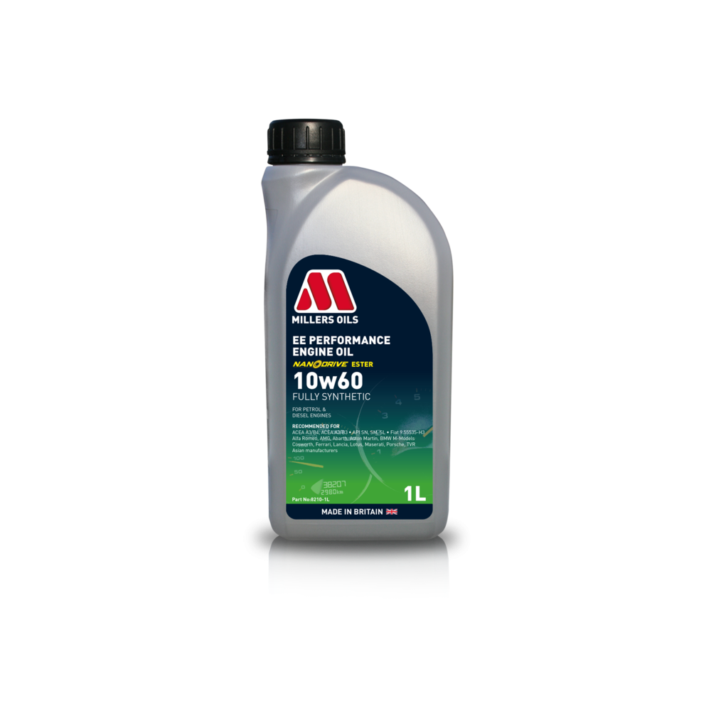 Millers Oils EE Performance 10W-60 1l