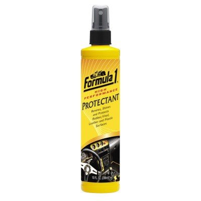 Formula 1 Ochrana a čistič interieru a kokpitu bez vůně 295 ml