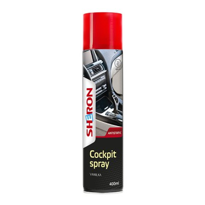 SHERON Cockpit spray vanilka 400 ml