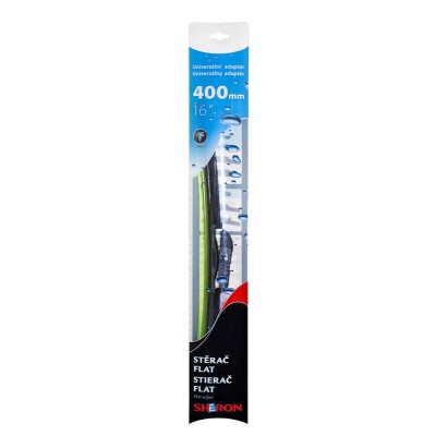 SHERON stěrač flat 400 mm