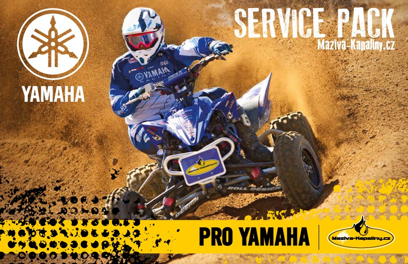 Service Packy pro Yamaha